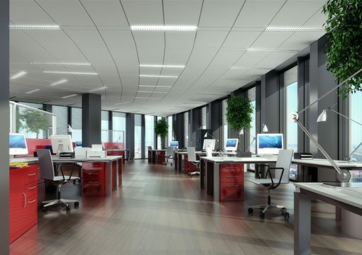 toronto office cleaning demo