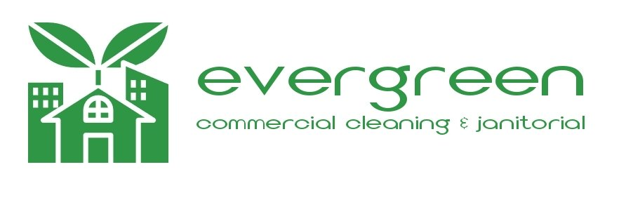 evergreen cleaning toronto logo banner