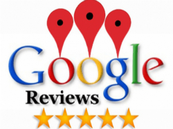 read our google reviews button